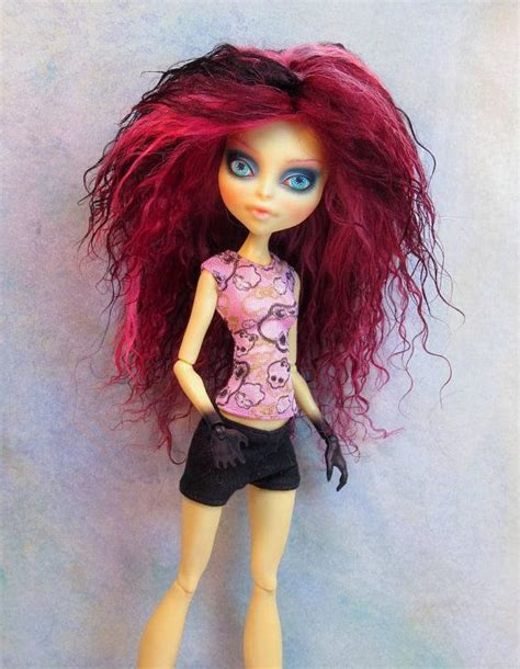 fashion doll wigs 230 best high doll wigs ooak custom mohair and