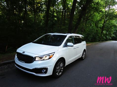 2015 Kia Sedona Review Kia Sedona Review Week Week