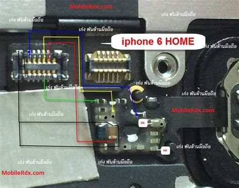iphone 6 home button not working problem solution