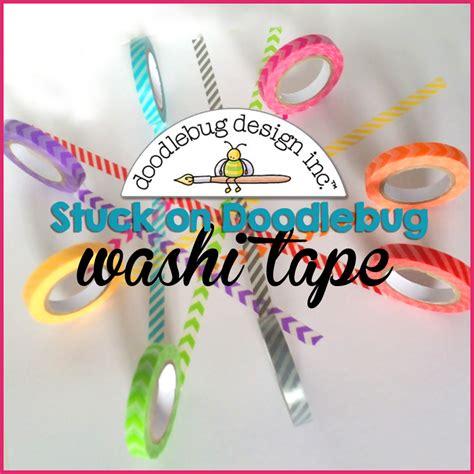 doodlebug designs washi doodlebug design inc stuck on doodlebug washi