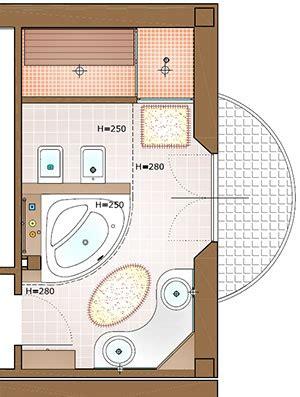 progetti bagni rettangolari una stanza per il benessere la casa giusta