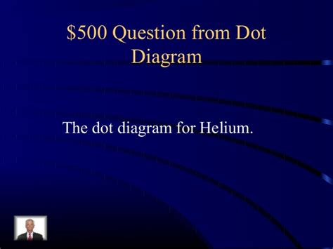 dot diagram for helium ch 6 jeopardy review advanced