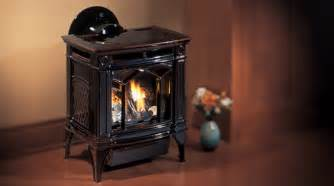 Standalone Gas Fireplace by Free Standing Fireplaces Ardent Heating And Cooling