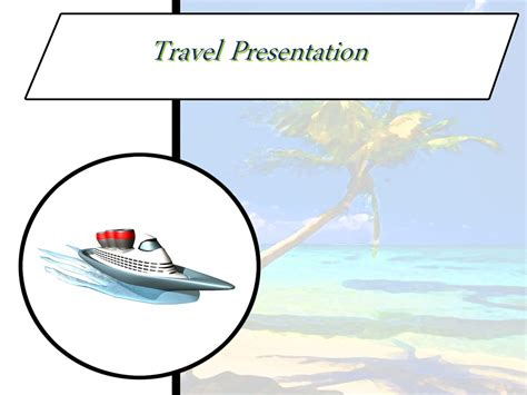 business travel presentation templates for powerpoint