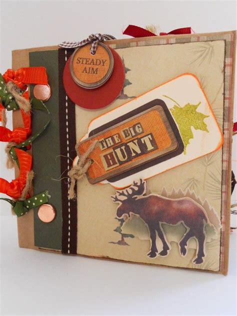 17 best images about scrapbooks on brown paper