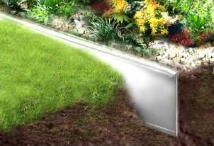 Backyard Edging The Knife In Your Backyard A Serious Danger To