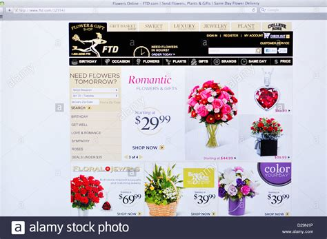 Ftd Florist by Ftd Florist Website Flowers And Gifts Delivery