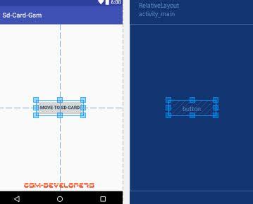 android layout centerhorizontal آموزش برنامه نویسی اندروید با اندروید استودیو بخش پنجاه و