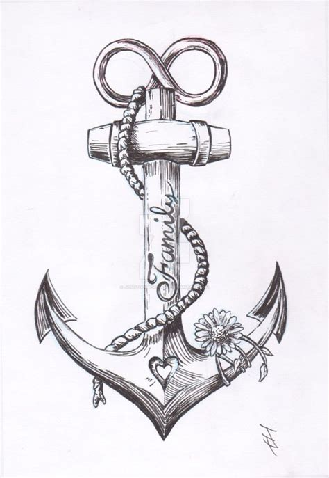 anchored art tattoo best 25 anchor design ideas on anchor