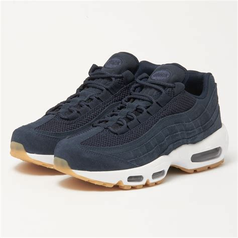 Nike Air Max Wildleder by Nike Air Max 95 Prm Armory Navy 538416 402 Stuarts