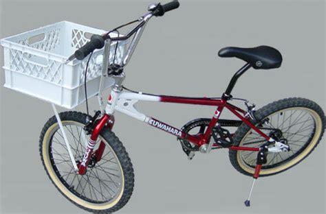 E T Bike Basket vintagebmx gt kuwahara et basket is this real