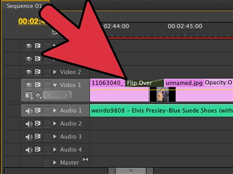 adobe premiere pro how to split a clip how to add transitions in adobe premiere pro 6 steps