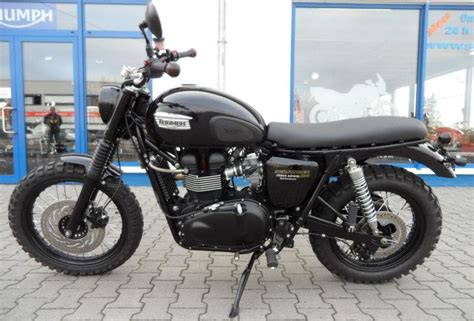 Motorradhandel Gebraucht by Umgebautes Motorrad Triumph Scrambler Von Stefan K 252 Mpel