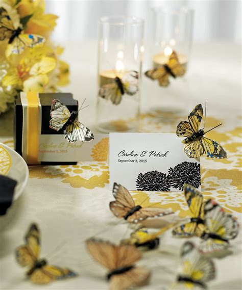 butterfly wedding theme decorations butterfly wedding table decoration set