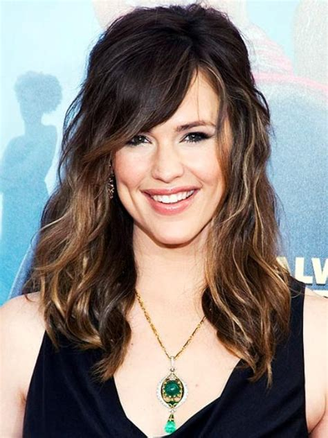 dark brown hair with light brown highlights long black hair with light brown highlights di candia