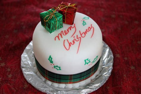 file christmas cake boxing day 2008 jpg wikipedia