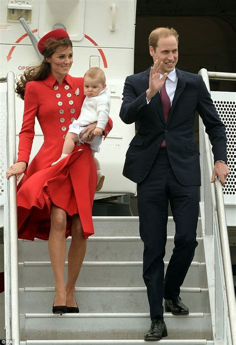 will and kate prince george will take part in public engagement as kate