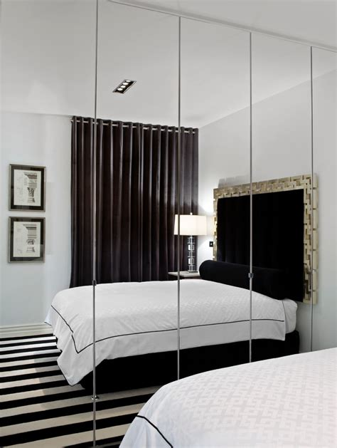 bedroom ceiling mirror floor to ceiling mirrors as functional and decorative