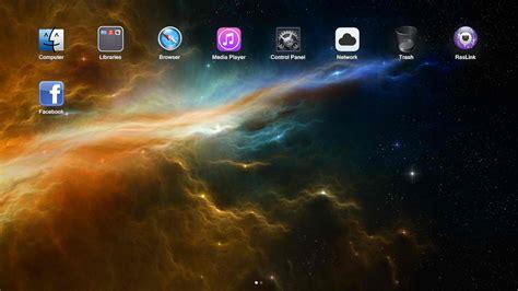 Mac Di Infinite merubah tilan windows 7 menjadi mac os x infinite