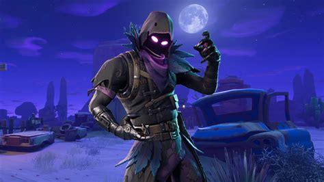 fortnite skin legendaire corbeau raven millenium