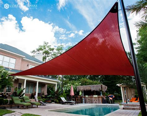 canvas sail awnings sail shade custom sail shade structure custom sail shade