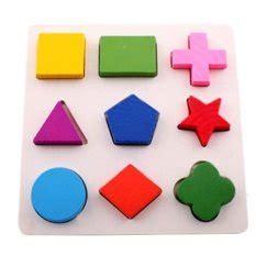 Shape Puzzle Mainan Puzzle Bentuk jual mainan balok bangunan anak lazada co id