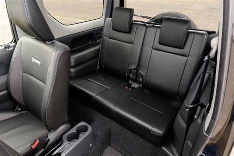 suzuki jimny interior suzuki jimny pictures auto express