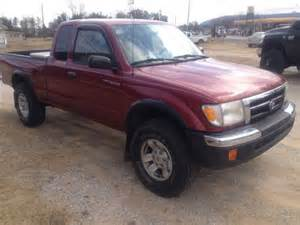 1999 Toyota Tacoma Sr5 Buy Used 1999 Toyota Tacoma Sr5 Extended Cab 2 Door