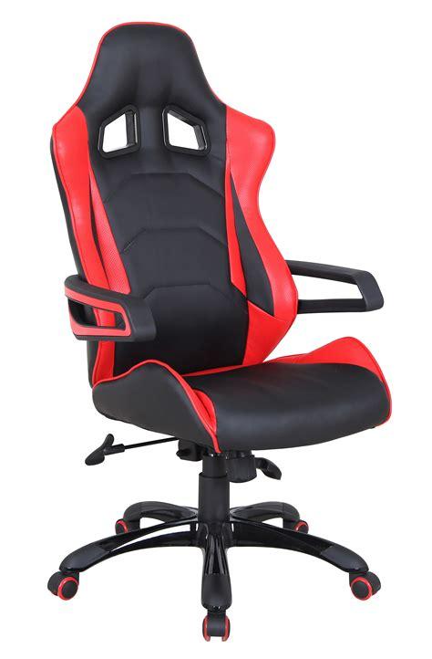 siege bureau baquet siege baquet bureau gamer chaise bureau design pas cher