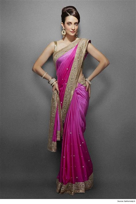 perfect saree draping saree pleats gallery