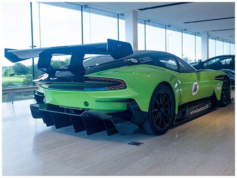 aston martin vulcan price aston martin vulcan in verde ithaca green is listed for