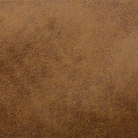 Leather Material For Upholstery Aged Brown Distressed Antiqued Suede Faux Leather