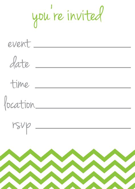 you re invited template items similar to chevron stripe quot you re invited