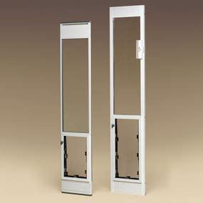 96 Sliding Patio Door Hale Pet Door Standard Panel Pet Door
