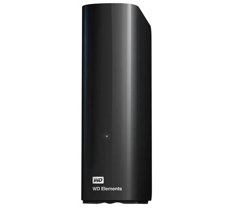 Harddisk External Wd buy wd elements external drive 4 tb black free delivery currys