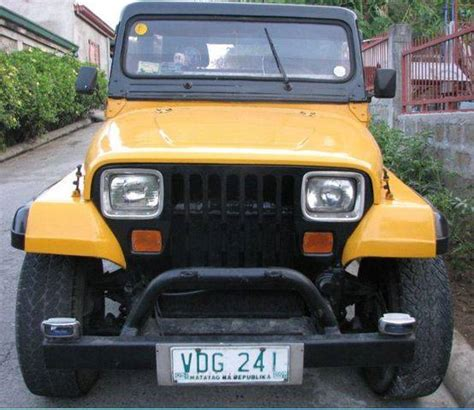 Jeep Laguna Pre Loved Renegade Jeep For Sale From Laguna Calamba