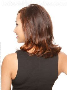 shap flip hairstyles medium flip hairstyles 25 really cute and easy