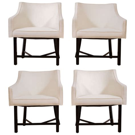 Harveys Dining Chairs Harvey Probber Dining Chairs At 1stdibs