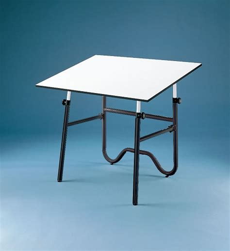 Alvin Onyx Drafting Table Alvin Drafting Table Onyx Black Base Only Alvin