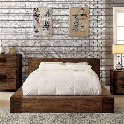 Wooden Bed Frame Ideas 25 Best Ideas About Rustic Wood Bed Frame On Rustic Bed Frames Bed Frame With