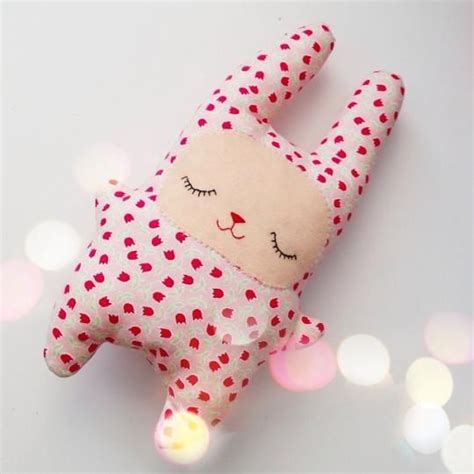 Handmade Fabric Toys - 1000 ideas about fabric toys on