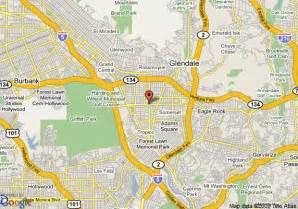glendale colorado map map of vagabond inn glendale glendale
