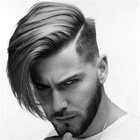 splendid shaved sides hairstyles  men men hairstyles world