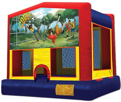soccer house soccer bounce house airbounce amusements