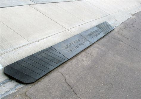 rubber st sles the antidote to driveways that scrape bridjit curbs