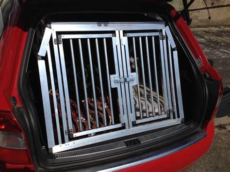 Hundebox Audi by Hundeboxen F 252 R Audi Faustmann Hundeboxen