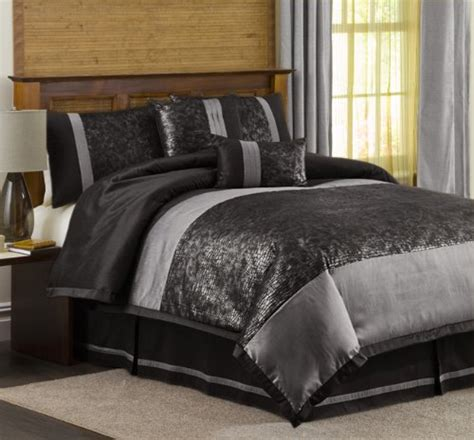 silver comforter set silver bedding