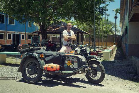 ural sidecar motosiklet