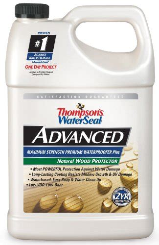 thompsons waterseal tha  advanced natural wood