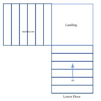 Visio Floor Plans L Stairs Type And Shape